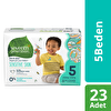 Seventh Generation 5 Beden Bebek Bezi  5 Beden - 4